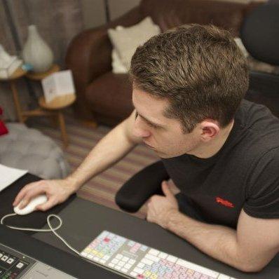 Craig Budd –Senior Sound Engineer